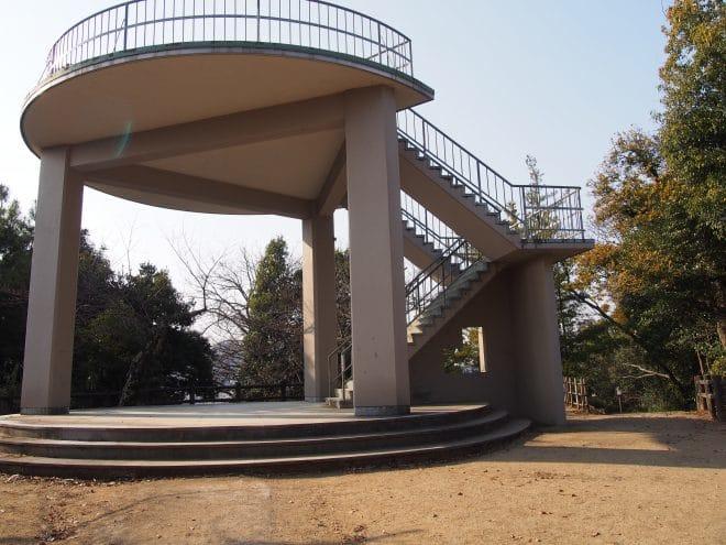 道後公園展望台1