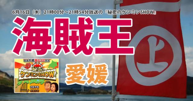 愛媛県村上水軍・日本の海賊