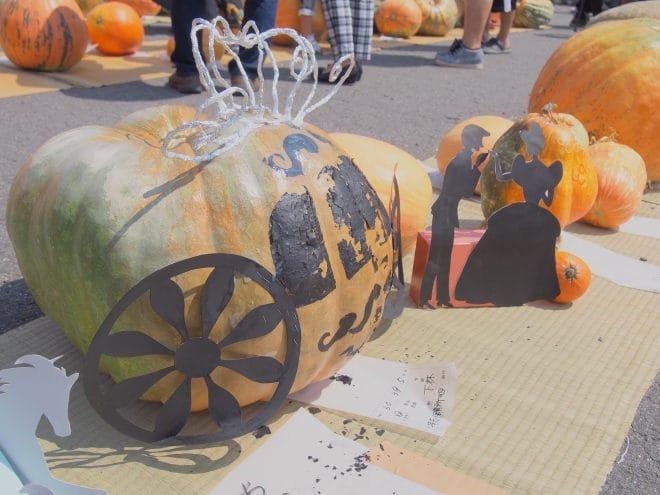 どてかぼちゃカーニバルの様子5