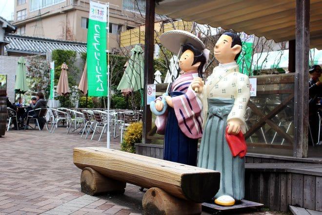 道後坊っちゃん広場07