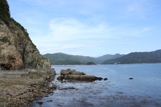 海と地層3