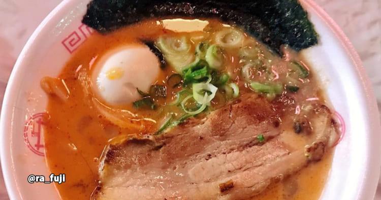 松山【のっぴんらー麺】