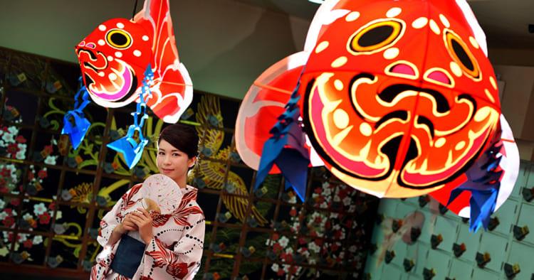 金魚ねぷた祭りフォトコンアイキャッチ