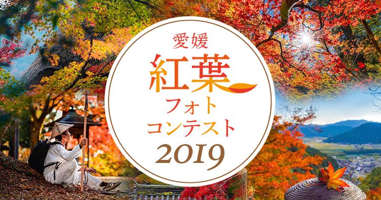 愛媛紅葉フォトコンテスト2019