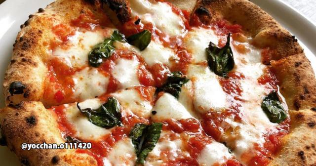 今治【Pizzeria Austro・アウストロ】