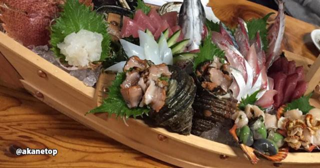 松山【居魚屋 網元 本店】