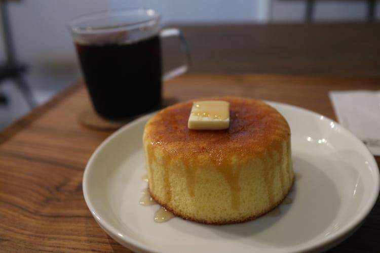 sirocafe・しらかた珈琲-ホットケーキ