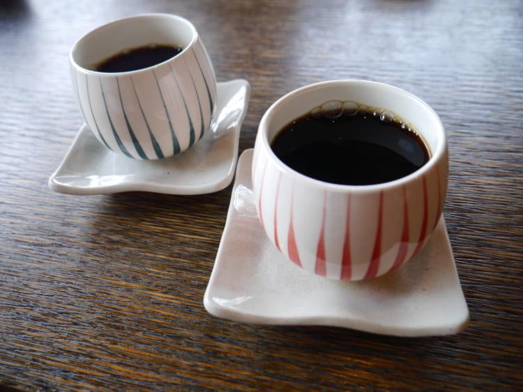古家 ドリンク コーヒー