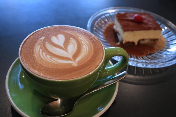 クレマコーヒー -カフェクレマ-メニュー カプチーノ