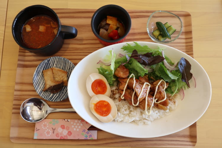 「Country Time 」(カントリータイム) ランチ
