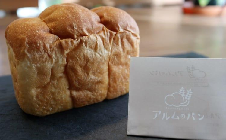 アルムのパン ミニミニ食パン