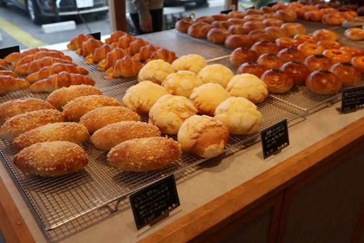 アルムのパン メロンパン
