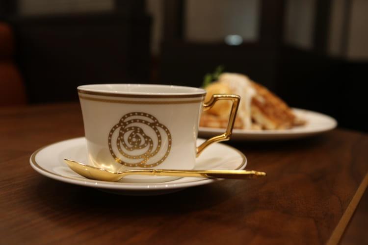 「ROSE CAFE 羅座亜留竹原」(ローズカフェ ラザール竹原)コーヒー