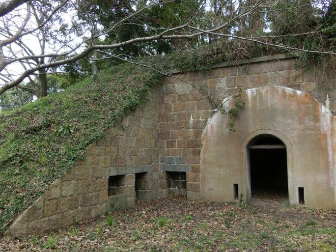 南部兵舎跡