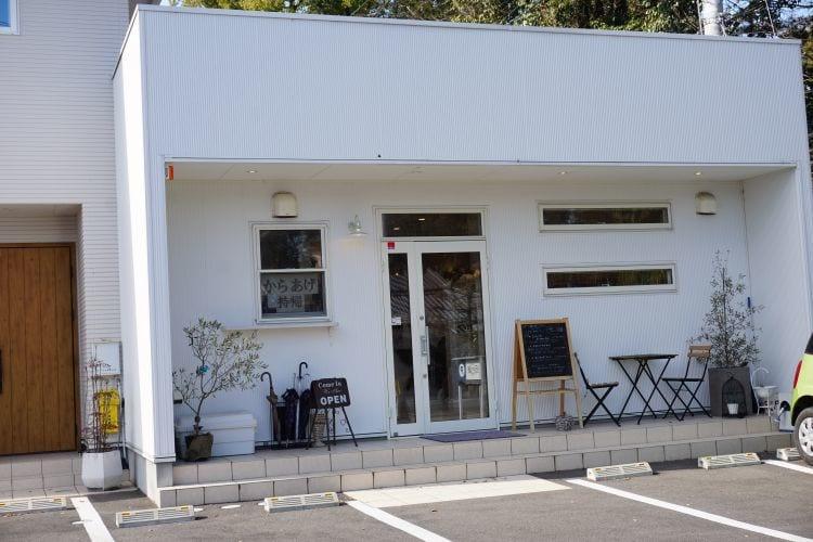 KintaroCafe外観1