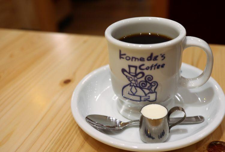 コメダ珈琲 コーヒー