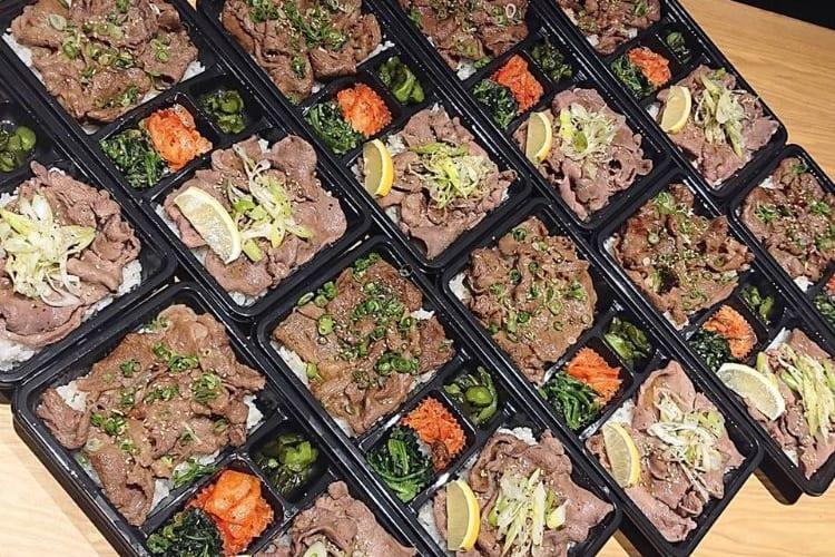 肉料理ひら井 テイクアウト