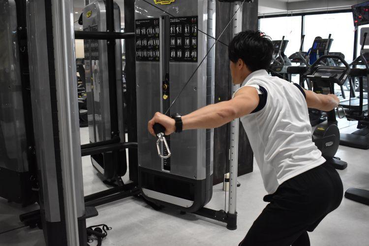 PSPO トレーニングマシーン5