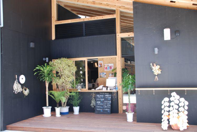 カフェ木と樹 外観