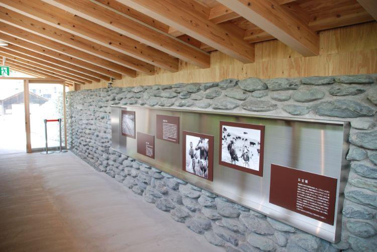 石垣ギャラリー 室内