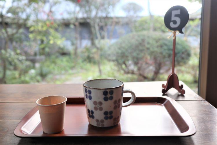 道後の町屋 コーヒー