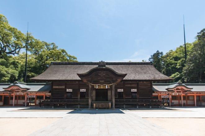 大山祇神社本殿