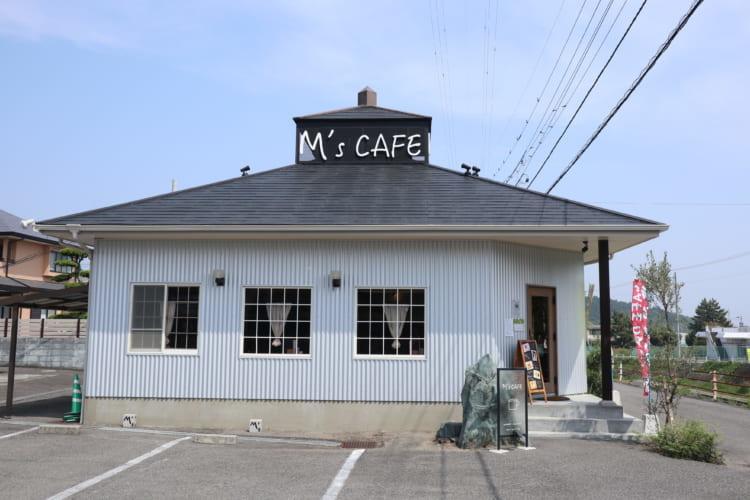 M's cafe 外観
