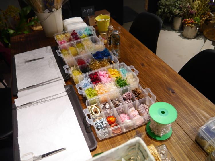 niko ワークショップの材料2