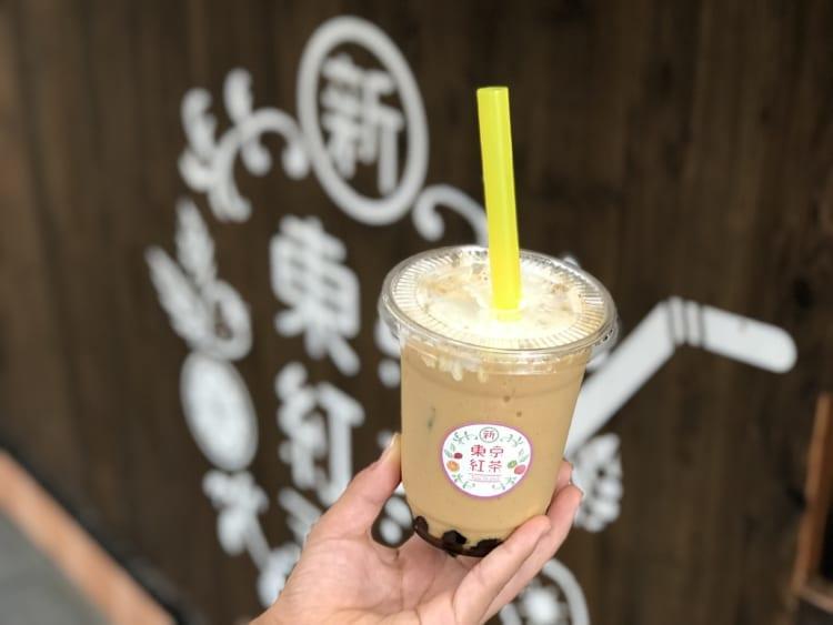 新東京紅茶 チーズティー