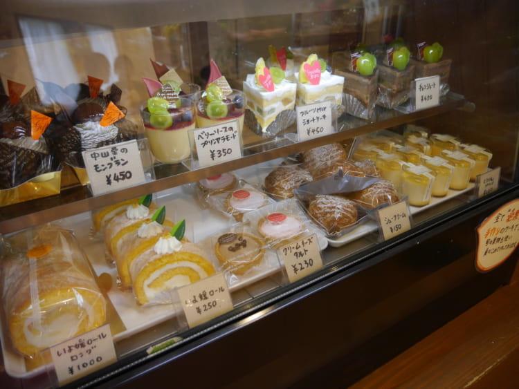 愛果堂ケーキ