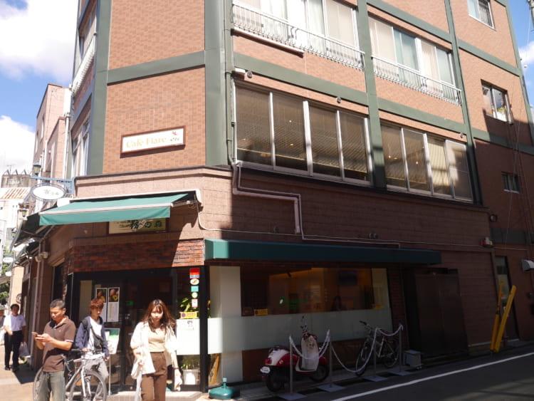 Cafe Flare 外観