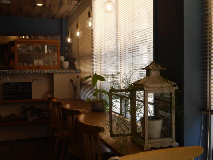 Cafe Flare 店内