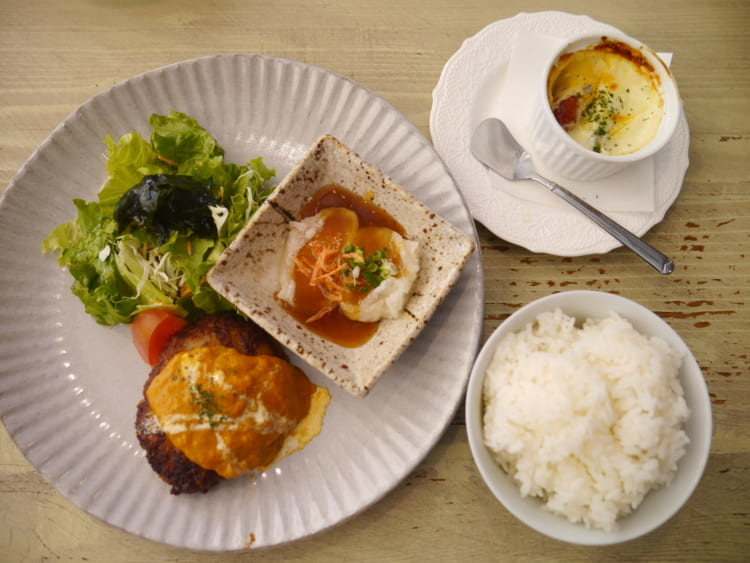 Cafe Flare 日替わりランチ