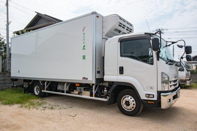 三瀬運送トラック01