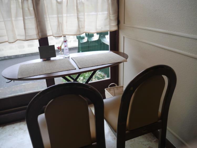 喫茶cope 2名掛け席