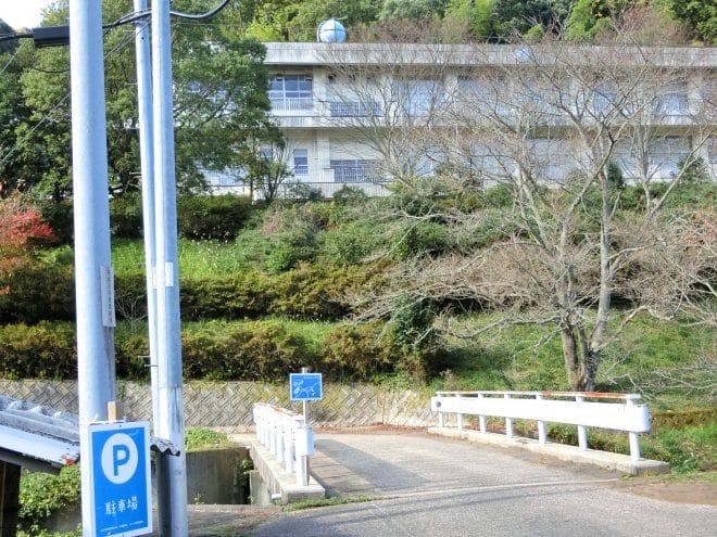 旧鈍川小学校