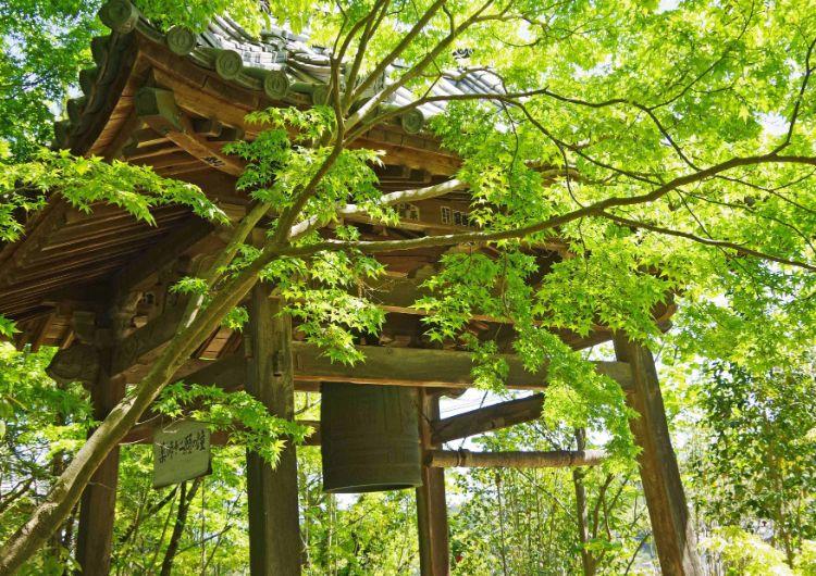 浄瑠璃寺 鐘