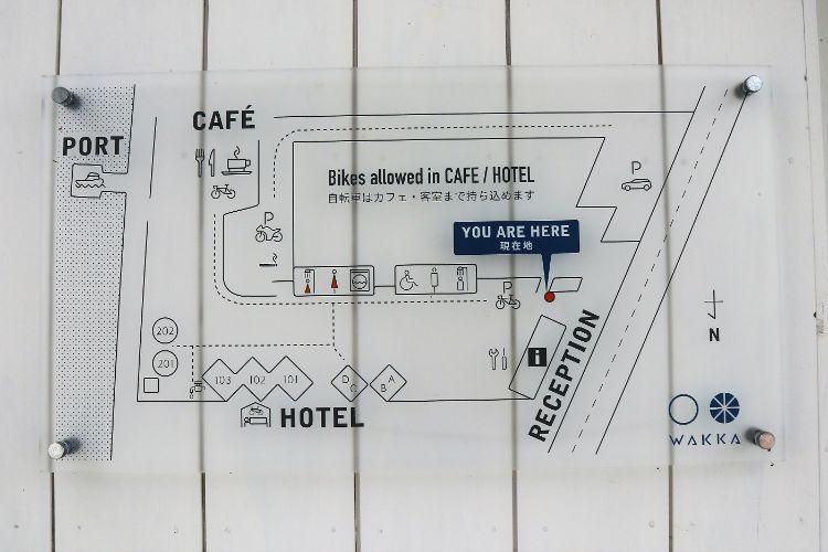 wakka 地図
