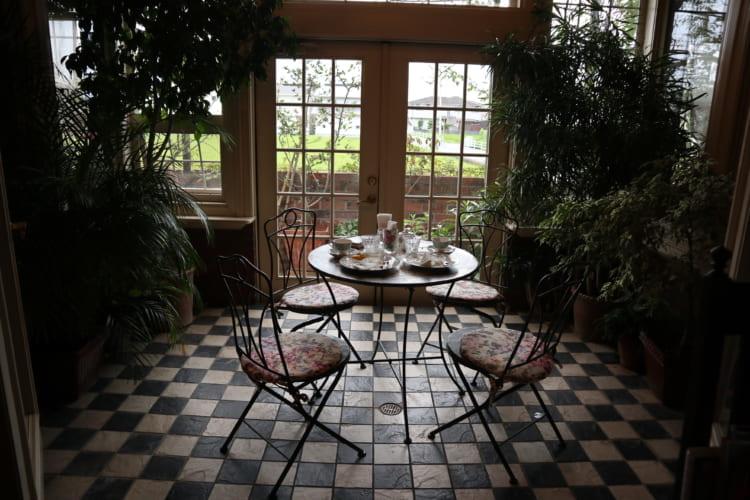 「ザ ガーデン オブ ワーズワース」(The Garden of Wordsworth)店内