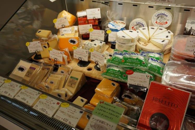 いとまち チーズ