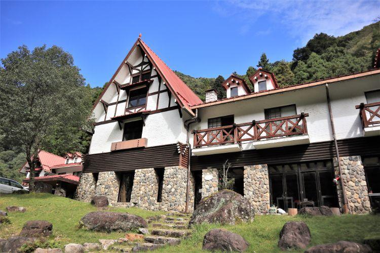 森の国ホテル 外観2