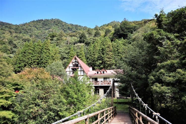 森の国ホテル 外観1