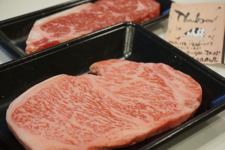 飯尾 ステーキ肉