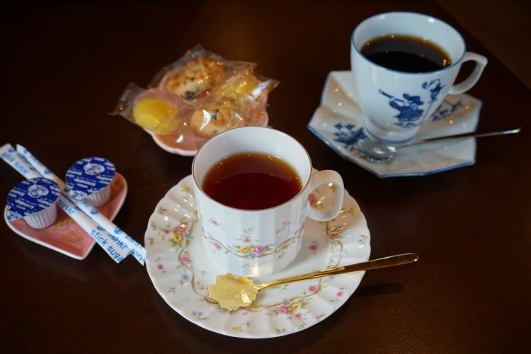 小春日和 コーヒー&甘味2