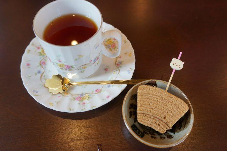 小春日和 甘味&コーヒー