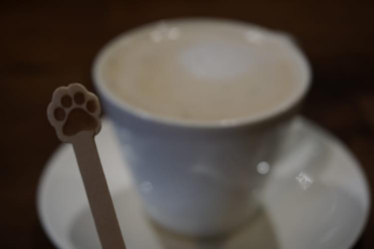 コロンズカフェホットコーヒー