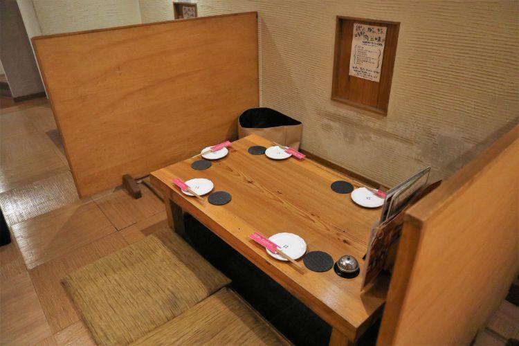 神楽 座敷