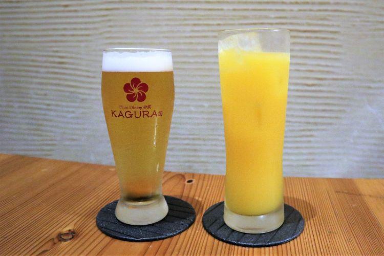 神楽 ビール・ファジーネーブル