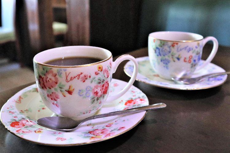 舞蘭chi コーヒー
