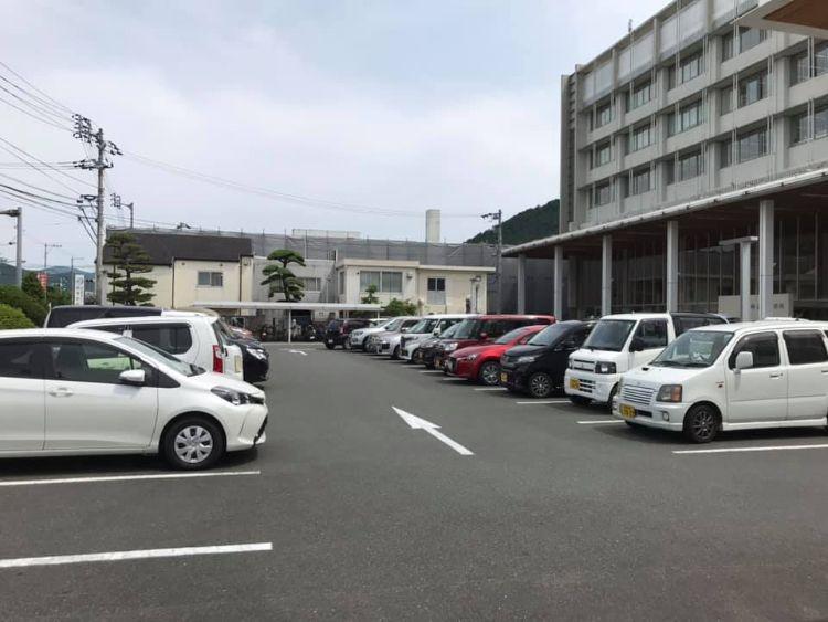 nico 駐車場1